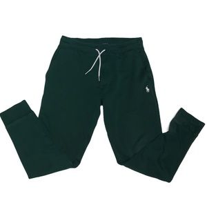 Polo by Ralph Lauren Dark Green Joggers Size Small